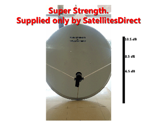 super strength dish